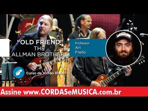the allman brothers old friend a