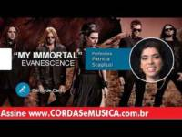 evanescence my immortal aula de