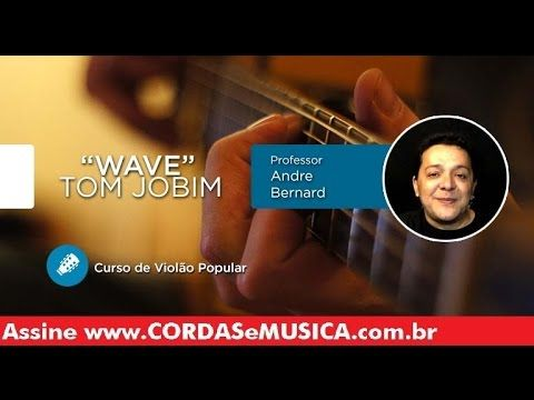 wave tom jobim violao popular co