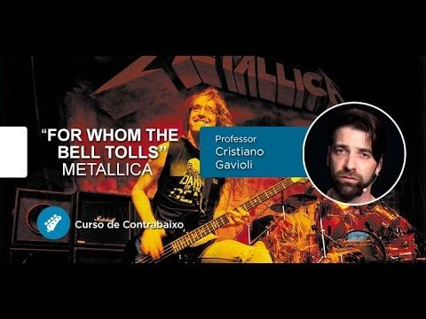 metallica for whom the bell toll
