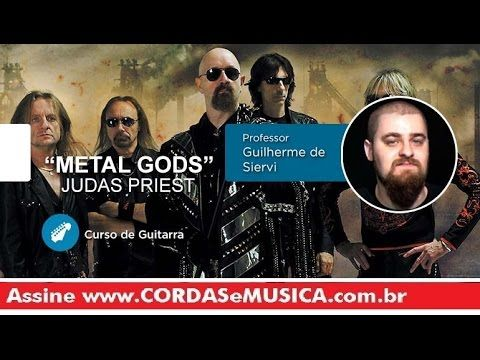 judas priest metal gods aula de