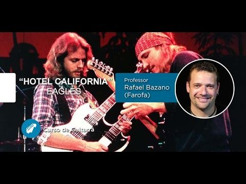 hotel california eagles aula gra