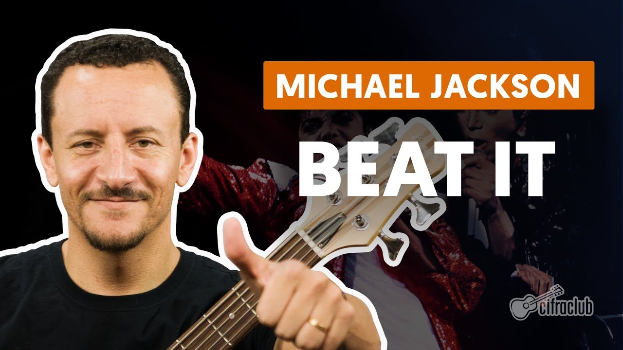 beat it michael jackson aula de