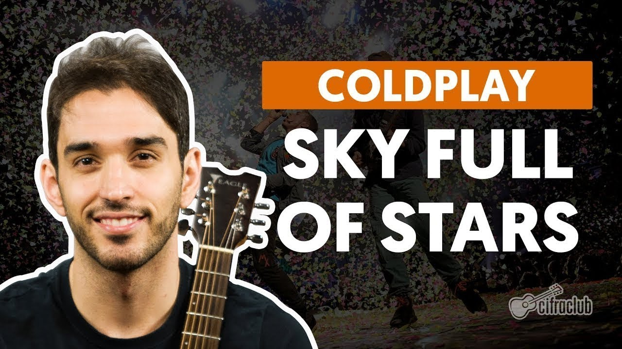 sky full of stars coldplay aula
