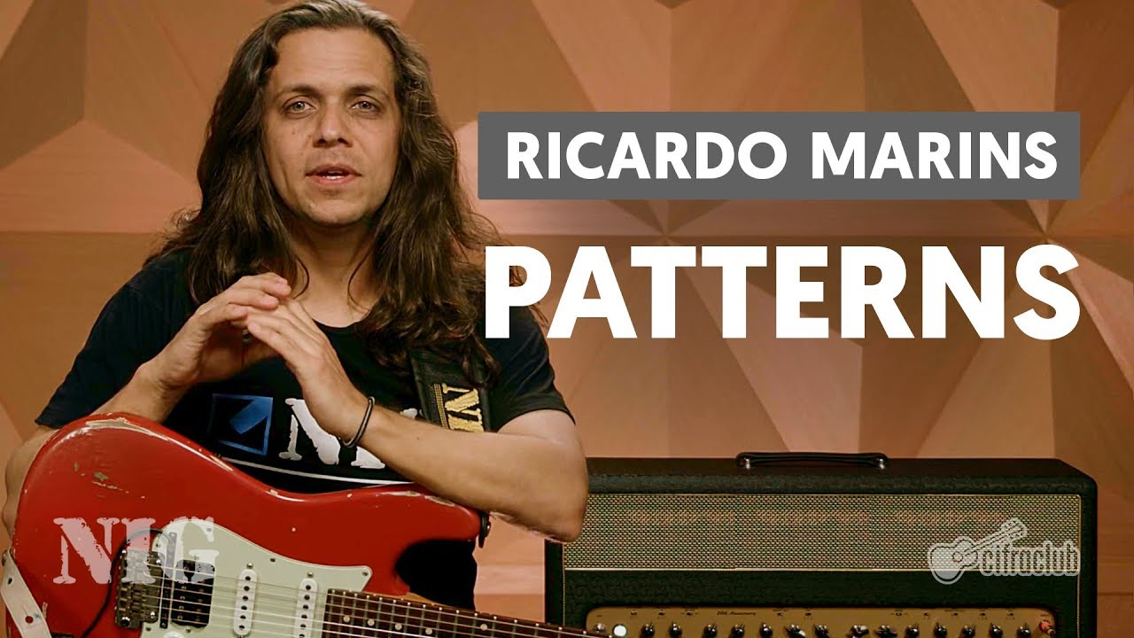 by nig patterns por ricardo mari