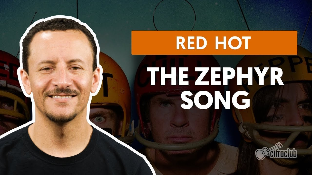 the zephyr song red hot chili pe