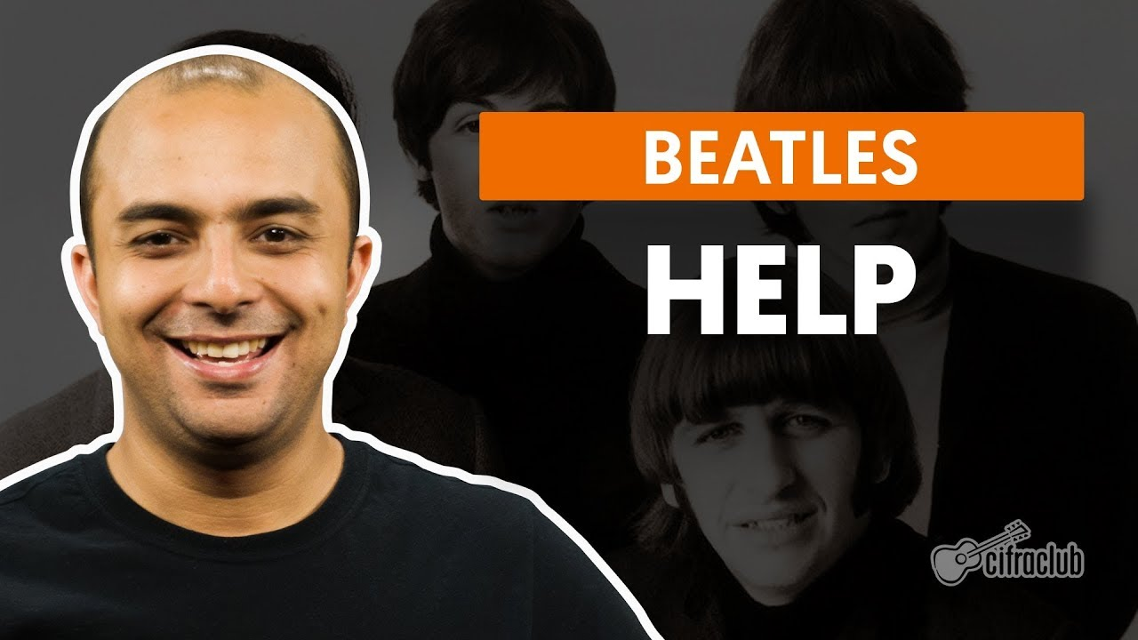 help the beatles aula de bateria