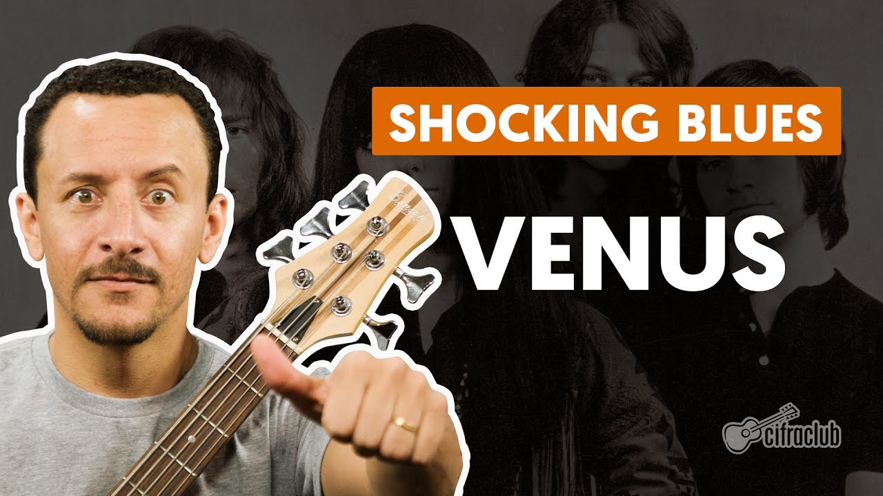 venus shocking blue aula de baix