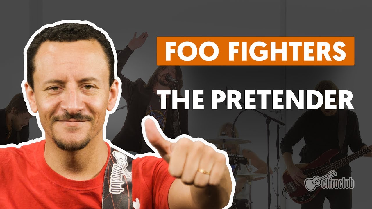 the pretender foo fighters aula