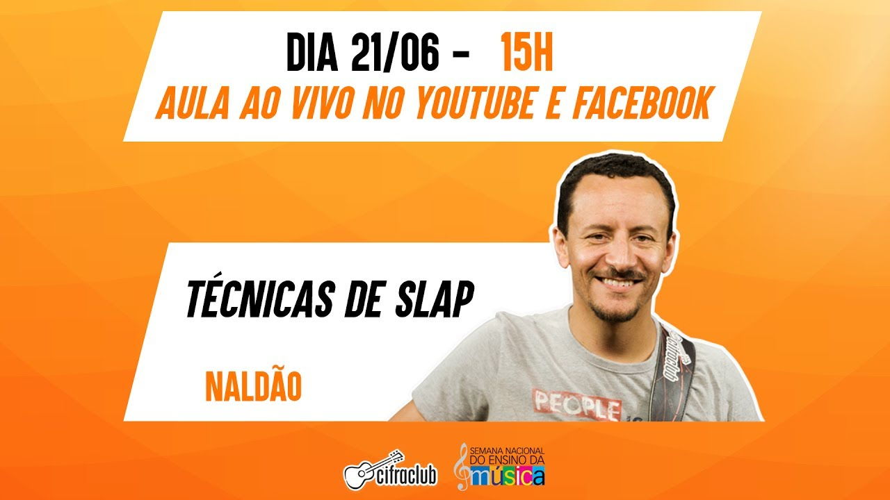 tecnicas de slap reginaldo costa