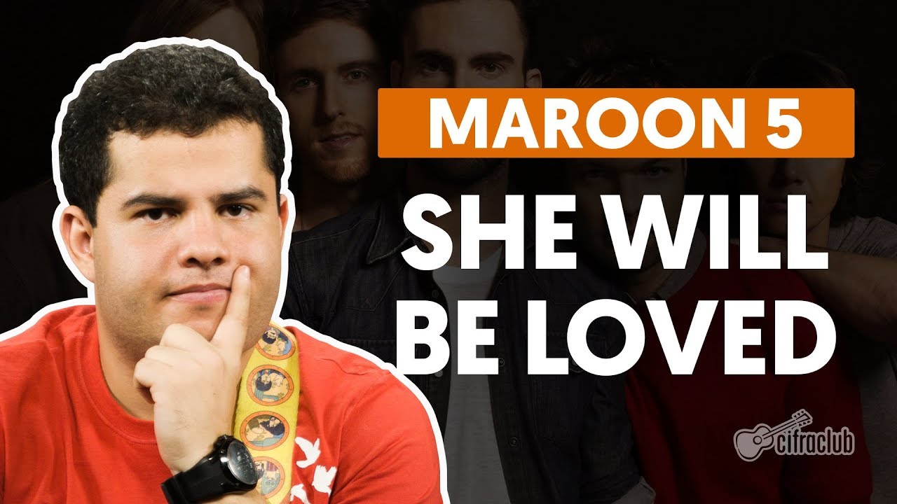 she will be loved maroon 5 aula