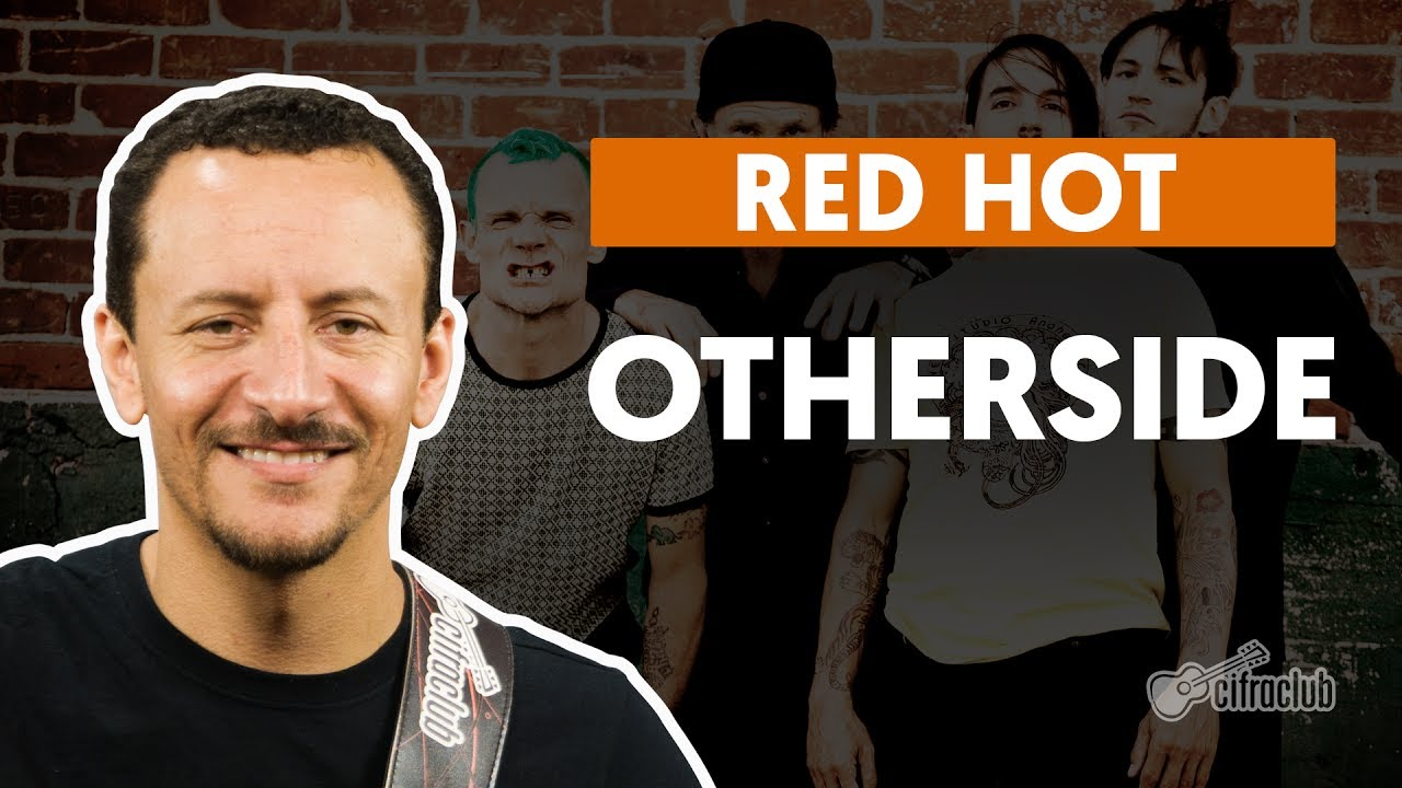otherside red hot chili peppers