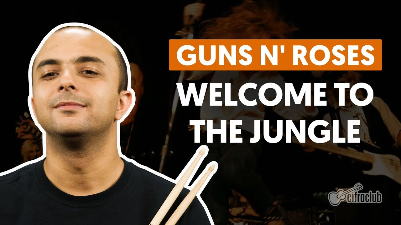 welcome to the jungle guns n ros