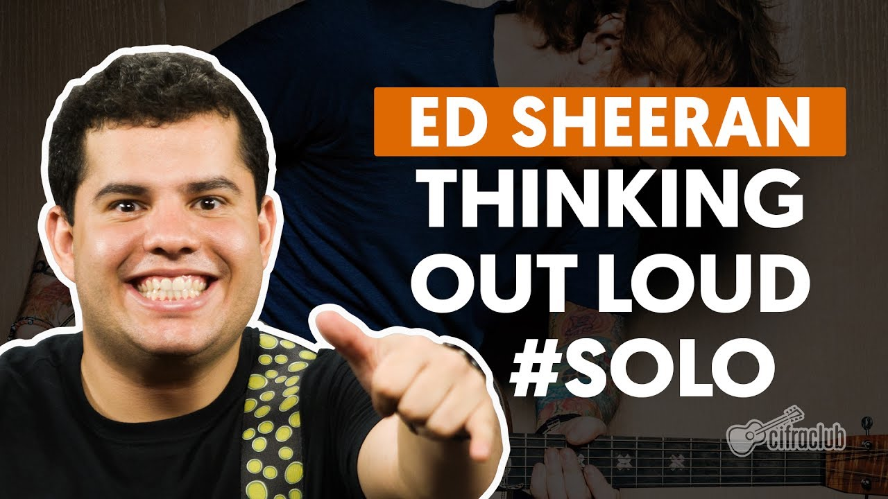 thinking out loud ed sheeran how