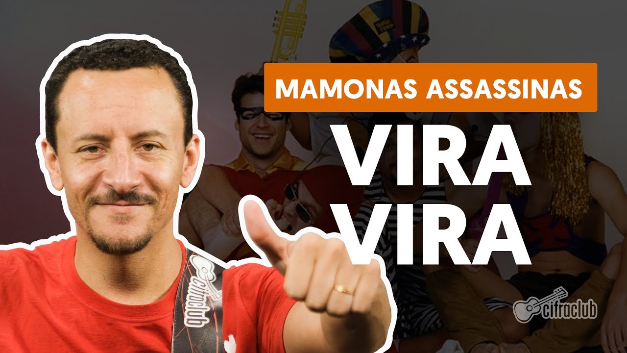 vira vira mamonas assassinas aul