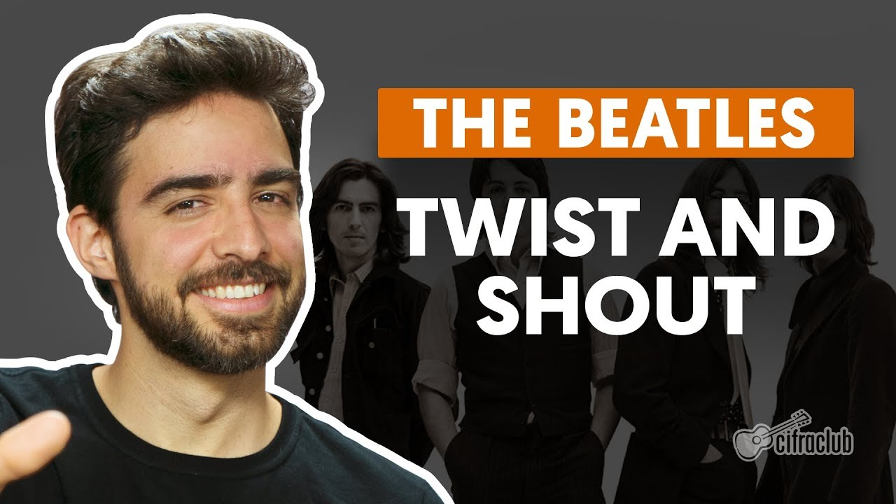 twist and shout the beatles aula