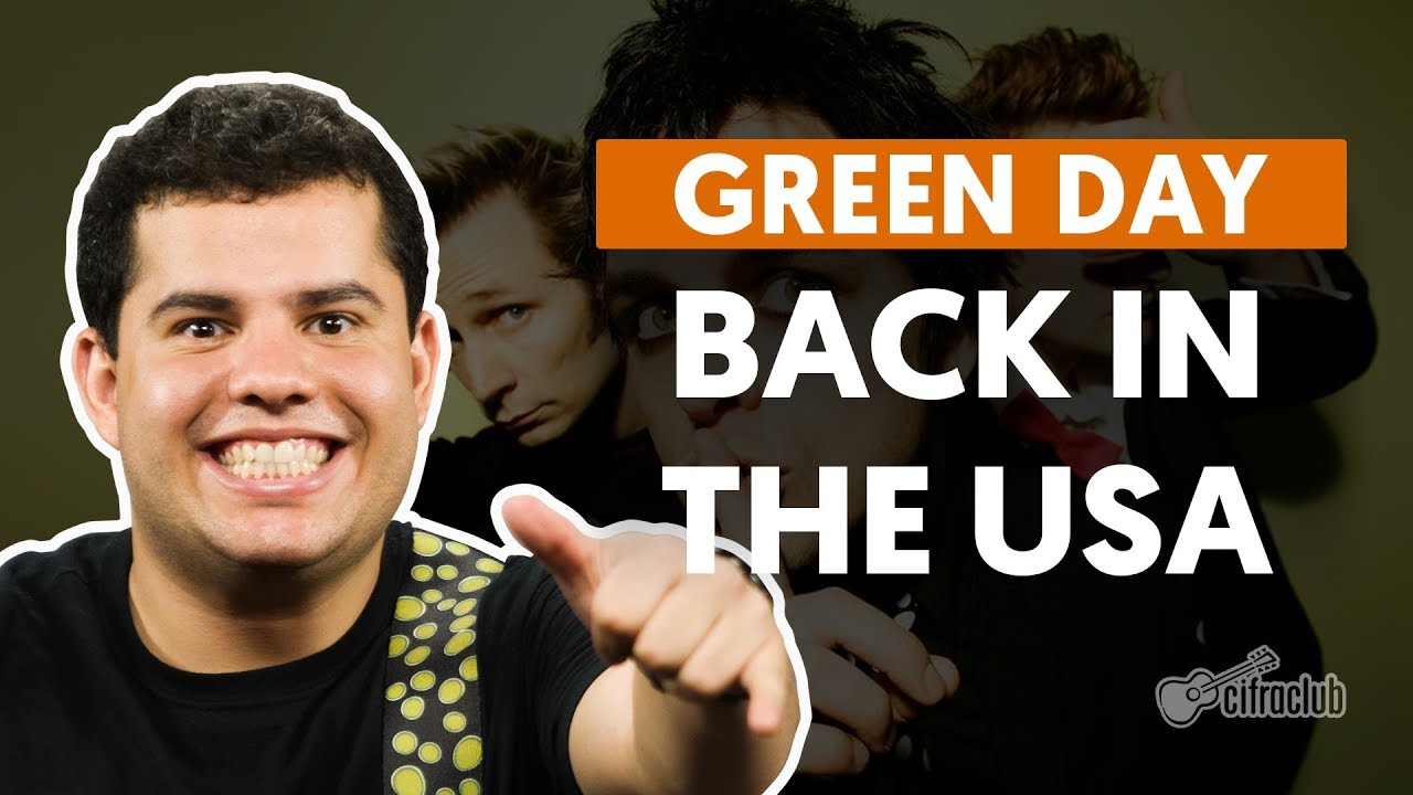 back in the usa green day aula d