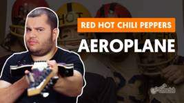 aeroplane red hot chili peppers
