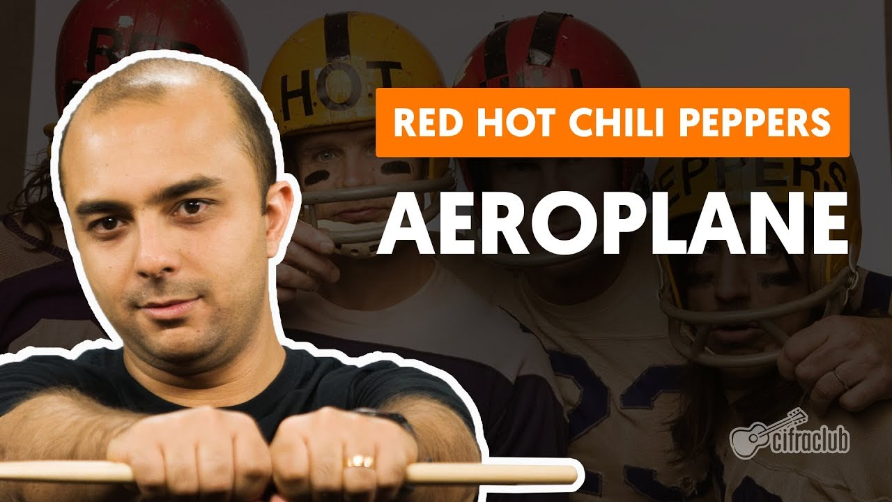 aeroplane red hot chili peppers 2