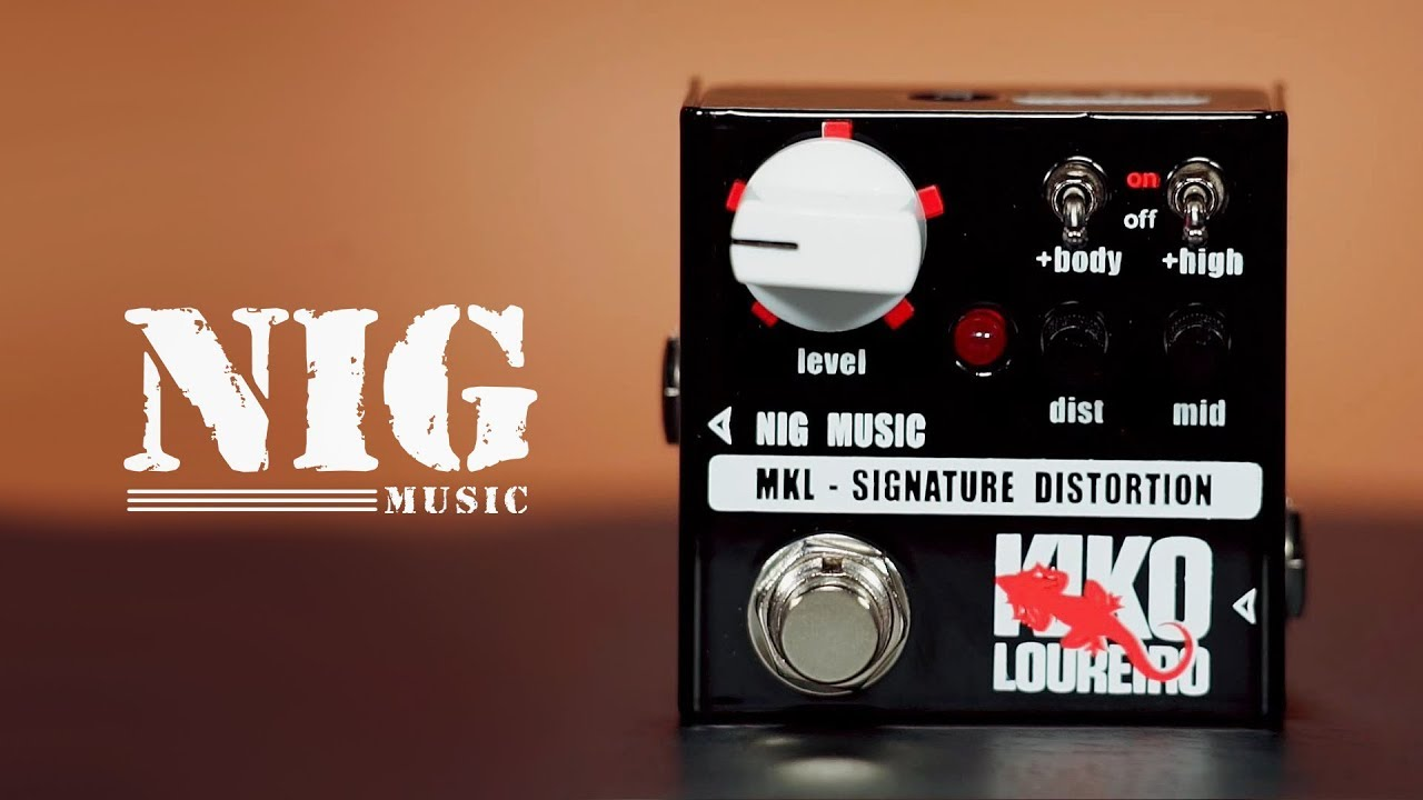 mkl signature distortion kiko lo
