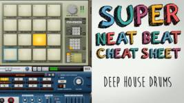 deep house drum basics super nea