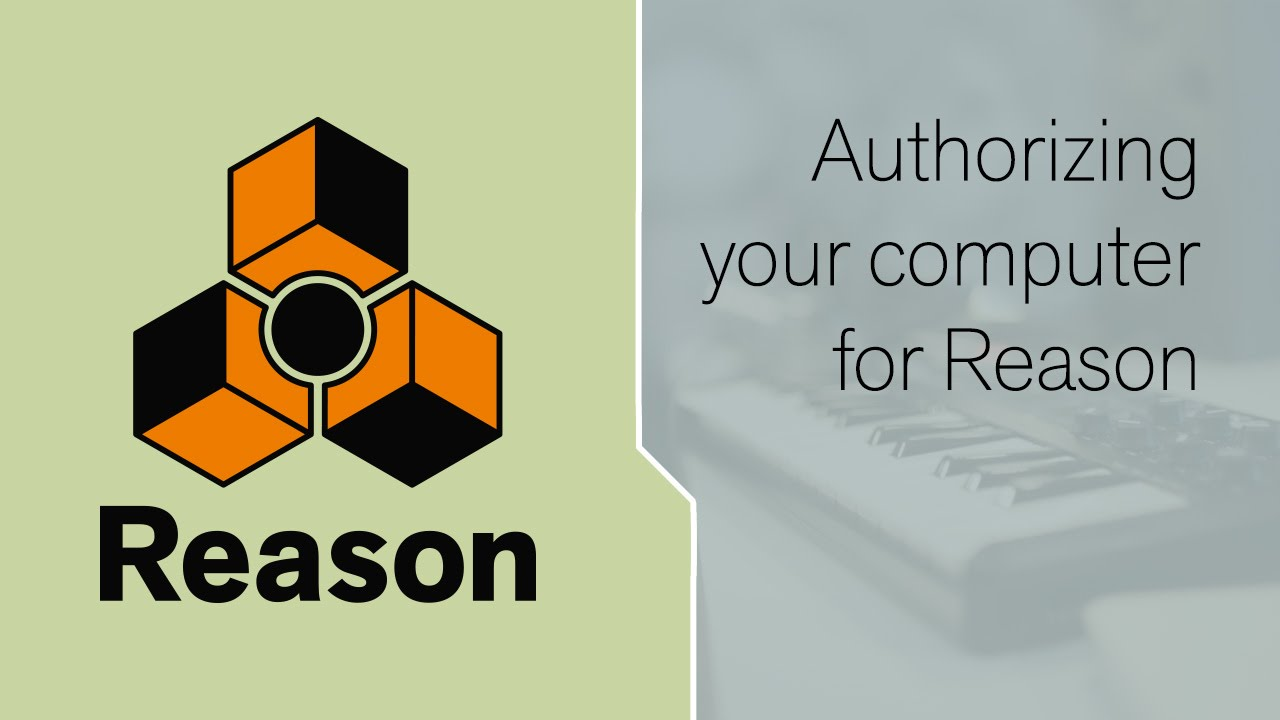 authorizing your computer for re