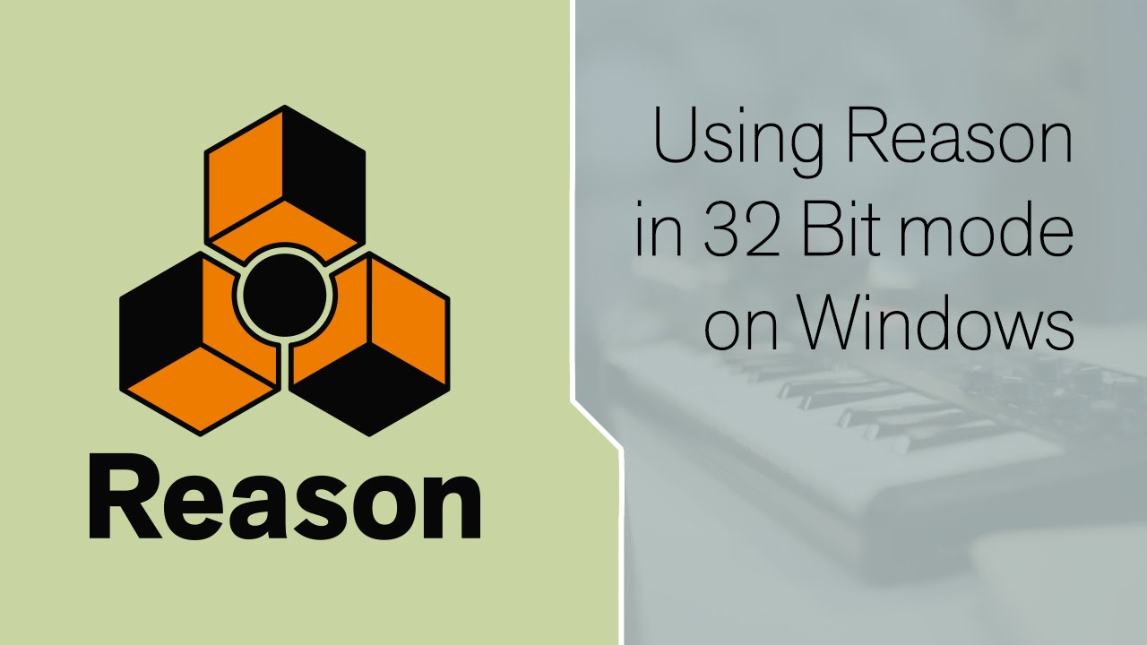 installing and running reason 8
