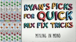 mixing in mono save your stereo