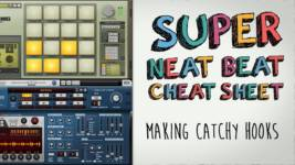 making catchy hooks in your song