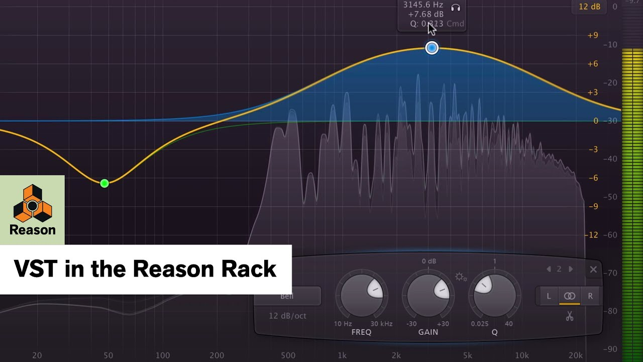 vst in reason