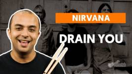 drain you nirvana como tocar na