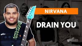 drain you nirvana como tocar na 1