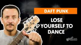 lose yourself to dance daft punk 1